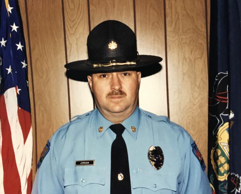 Police Chief Jordan